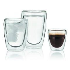 Набор бокалов Bodum Pilatus 0,08 л. 2 шт. 11477-10