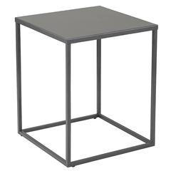 Столик кофейный Berg Velluto, 37х37х45 см AK-ST023