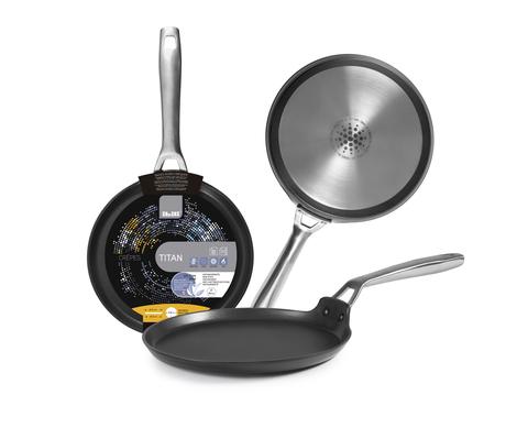 Сковорода для блинов 26см IBILI Titan арт. 465226