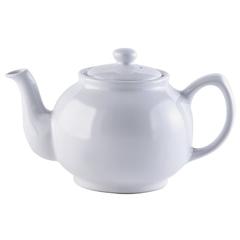 Чайник заварочный Classic Tones 1,1 л белый P&K P_0056.719