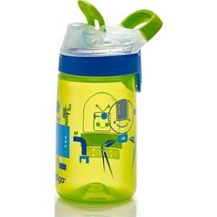 Детская бутылочка Contigo Gizmo Sip (0.42 литра), зеленая contigo0473