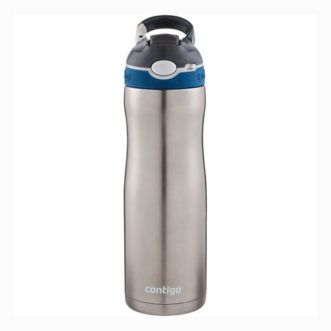 Термобутылка Contigo Sheffield (0,6 литра) серебристая