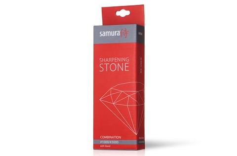 Камень точильный водный комбинированный #1000/#3000 Samura SCS-1300/M