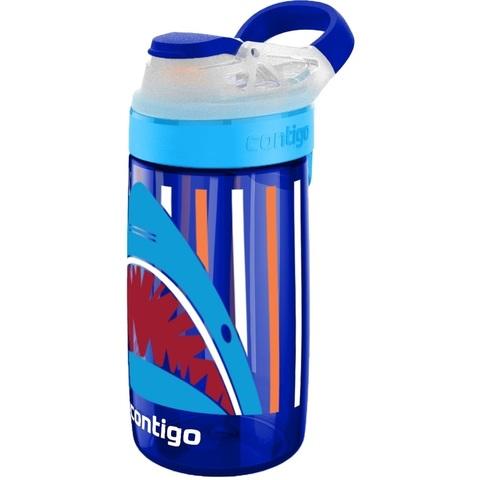 Детская бутылочка Contigo Gizmo Sip (0.42 литра), синяя