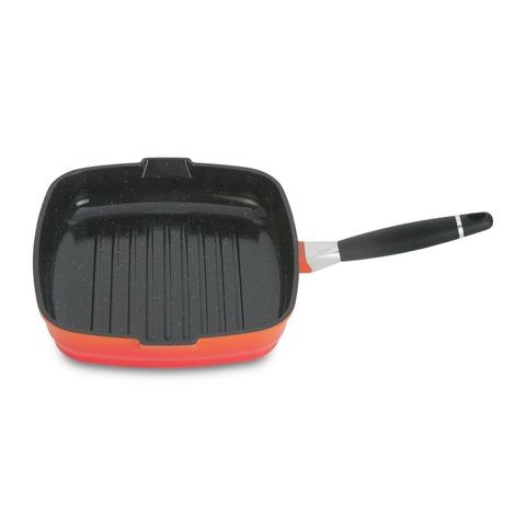Сковорода-гриль 24см 3л BergHOFF Virgo Orange 2304911