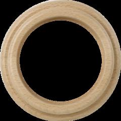 Рамка на 1 пост (светлый бук) WL15-frame-01 Werkel