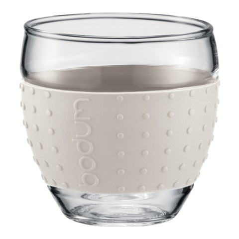 Набор кружек Bodum Pavina 0,35 л. 2 шт. белый
