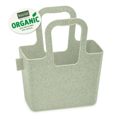 Органайзер Taschelini S Organic, зелёный Koziol 5415668