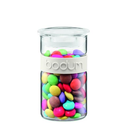 Банка для хранения Bodum Presso 0,25 л. белая