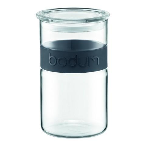 Банка для хранения Bodum Presso 1 л. черная