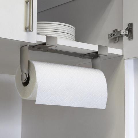 Держатель бумажных полотенец Umbra mountie никель 330070-410
