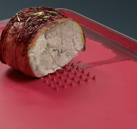 Доска разделочная для мяса Joseph Joseph Cut&Carve™ Plus двухсторонняя большая черная 60002