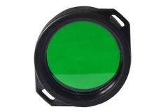 Фильтр для фонарей Armytek Predator/Viking, зеленый (для охоты) A00501G