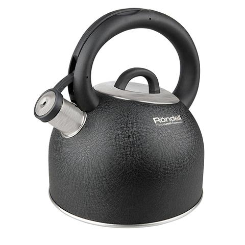 Чайник Rondell Infinity со свистком 2,7л RDS-424