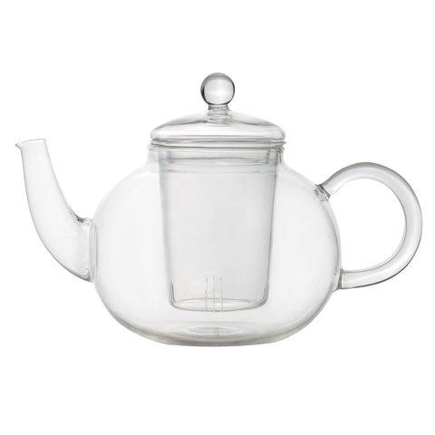 Заварочный чайник стеклянный 0,9л BergHOFF 1107060