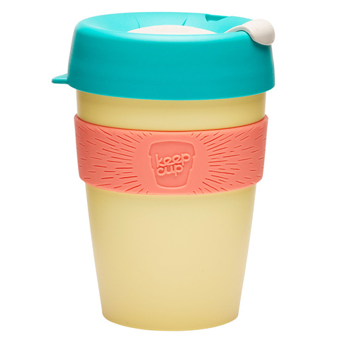 Кружка KeepCup Custard Apple 340 мл. CCUS12