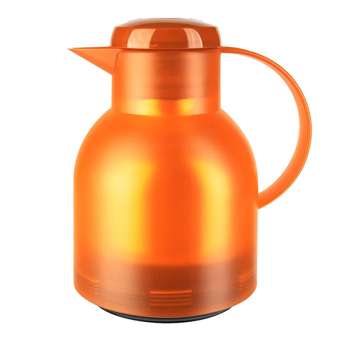 Термос-чайник Emsa Samba (1 литр) оранжевый 504234