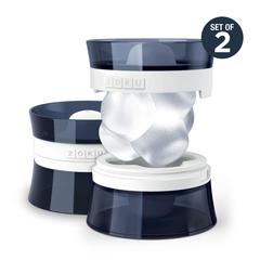 Форма для льда Jack черная Zoku ZK152