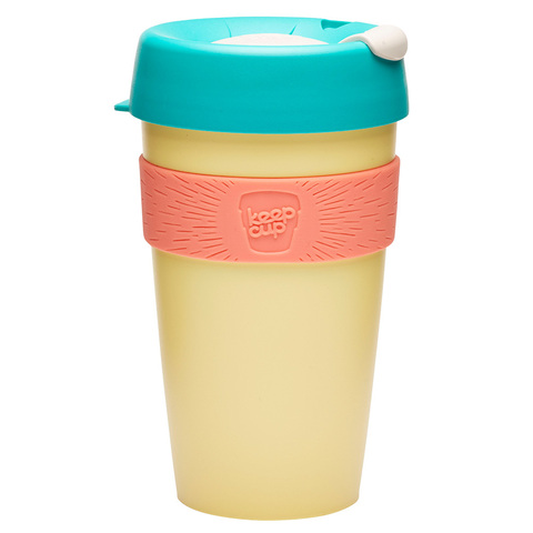 Кружка KeepCup Custard Apple 454 мл. CCUS16