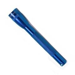 Фонарь MAGLITE Mini,  12.7 см, синий, 2-ААA, пластиковая коробка M3A112E