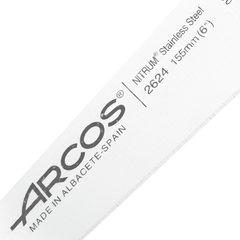 Нож кухонный универсальный 15,5см ARCOS Atlantico арт. 262410