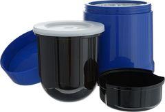 Термос для еды Emsa Rocket (1 литр) 2 контейнера, синий 514533