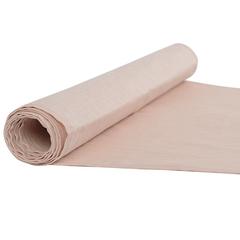 Дорожка на стол из умягченного льна розово-пудрового цвета из коллекции Essential, 45х150 см Tkano TK19-TR0007