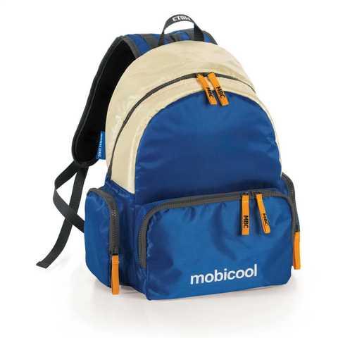 Терморюкзак (термосумка) MobiCool Sail 13L (синий) 9103540159