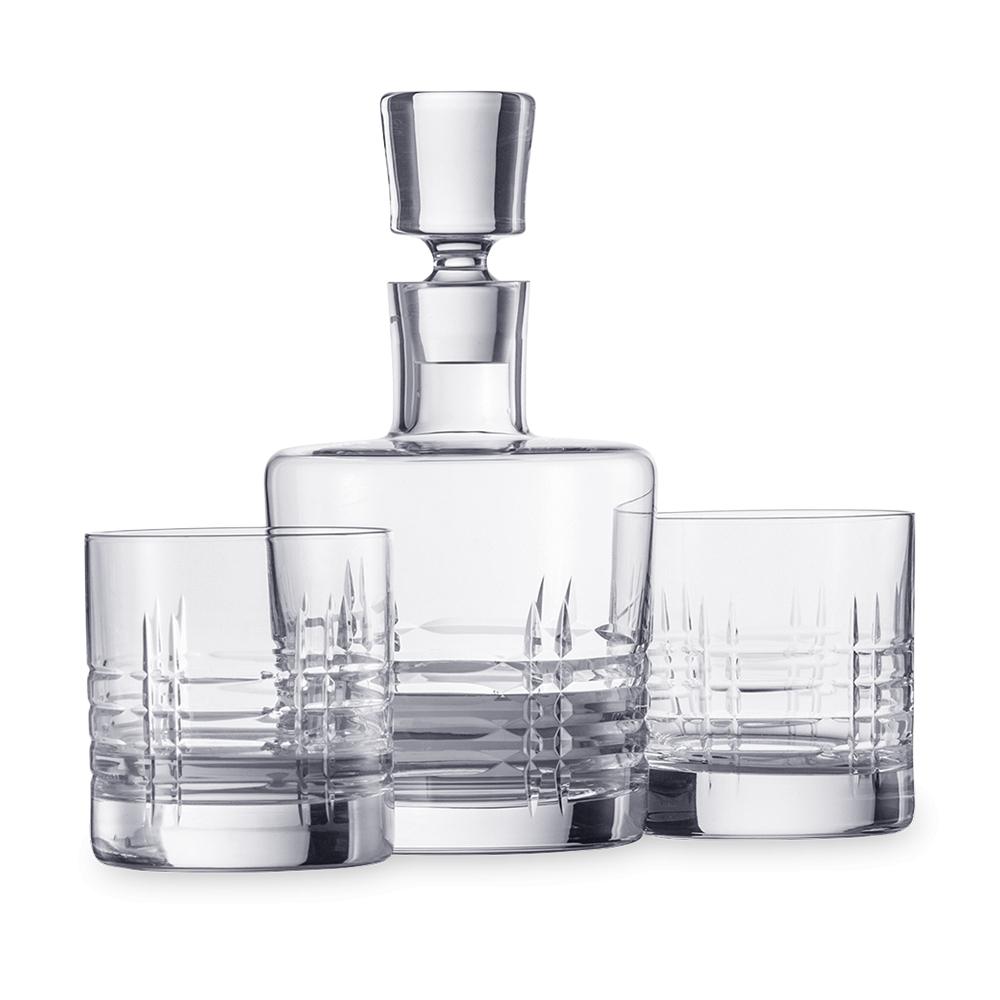 Набор для виски (2 стакана и графин) SCHOTT ZWIESEL Basic Bar Classic арт. 120 143
