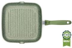 Литая сковорода-гриль Risoli Dr Green 26см 0094BDR/26GS