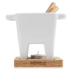Набор для сырного и шоколадного фондю Boska