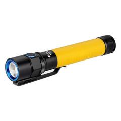 Фонарь светодиодный Olight S2A Baton Желтый 918503