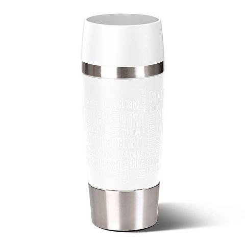 Термокружка Emsa Travel Mug (0,36 литра) белая 515108