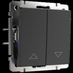 Выключатель жалюзи (черный) WL08-01-02 Werkel