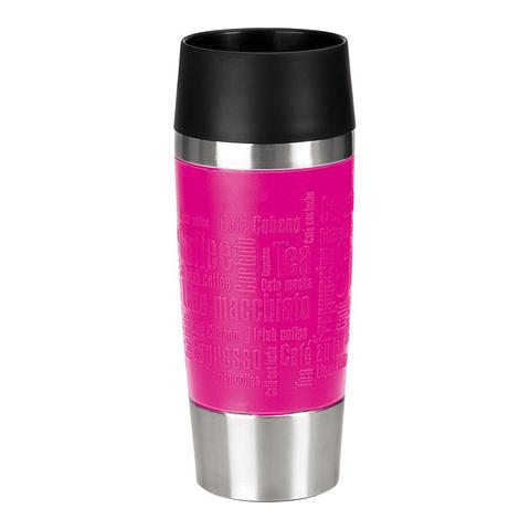 Термокружка Emsa Travel Mug (0,36 литра) розовая 513550