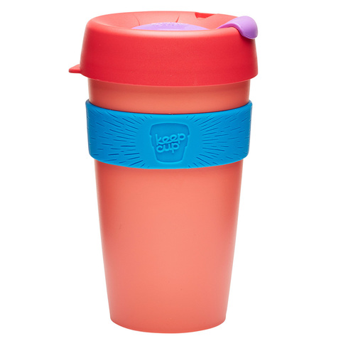 Кружка KeepCup Tea Rose 454 мл. CTEA16