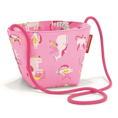Сумка детская Minibag ABC friends pink Reisenthel IV3066