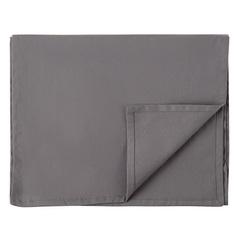 Дорожка на стол из хлопка серого цвета из коллекции Prairie, 45х150 см Tkano TK20-TR0003