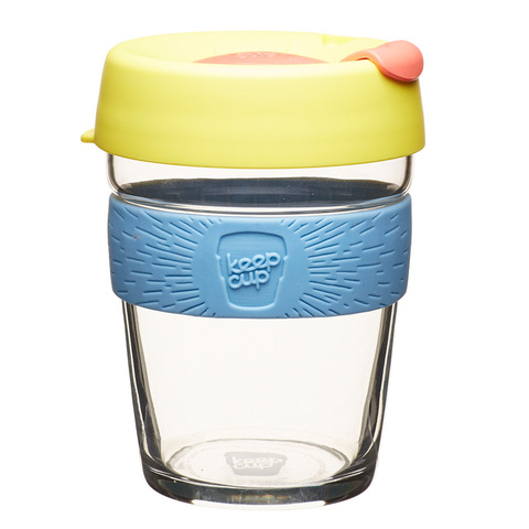 Кружка KeepCup Pineapple 340 мл. BPIN12