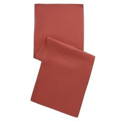 Дорожка на стол из хлопка терракотового цвета из коллекции Prairie, 45х150 см Tkano TK20-TR0001