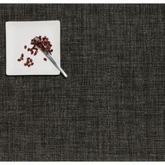 Салфетка подстановочная, жаккардовое плетение, винил, (36х48) Coffe (100114-001) CHILEWICH Boucle арт. 0211-BOUC-COFF