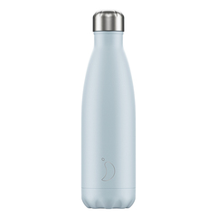 Термос Chilly's Bottles Blush Edition 500 мл Sky Blue B500BLBLU