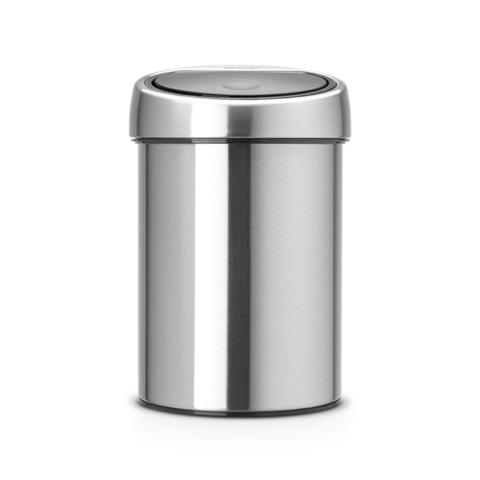 Ведро для мусора TOUCH BIN (3л) Brabantia 378645