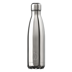 Термос Chilly's Bottles Chrome 500 мл Silver B500CHSIL