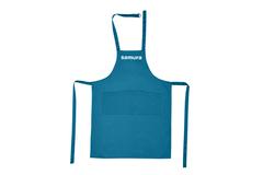 Фартук Малый 80х70 голубой Samura SAP-02BL/K