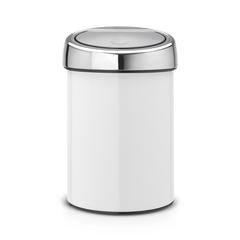 Ведро для мусора TOUCH BIN (3л) Brabantia 364488