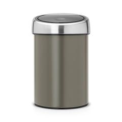 Ведро для мусора TOUCH BIN (3л) Brabantia 364464