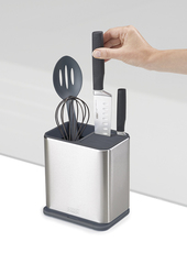 Органайзер для кухонной утвари и ножей Joseph Joseph Surface из нержавеющей стали 85114