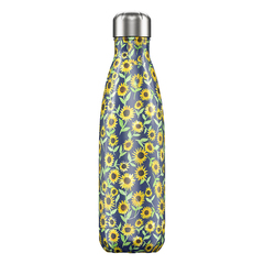 Термос Chilly's Bottles Floral 500 мл Sunflower B500FLSUN