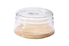 Емкость для сыра/миска для салата Continenta, качуковое дерево 48162